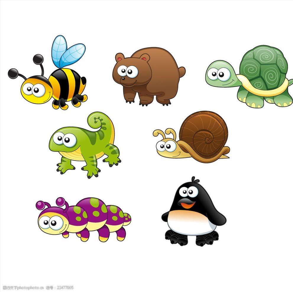 矢量可爱乌龟仓鼠母卡通自己会不会怀孕图片